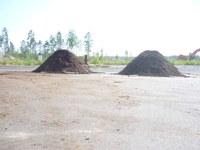 Composting tests started in July 2019 at Tarastenjärvi waste treatment center in Tampere